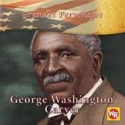 George Washington Carver (Grandes Personajes/ Great Americans) PDF