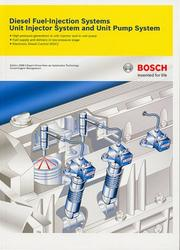 Bosch Diesel Fuel-Injection Systems Unit Injector System and Unit Pump System PDF