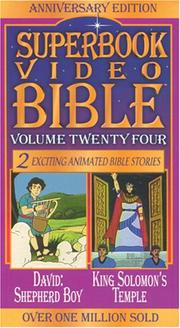 David/King Solomon's Temple (Superbook Video Bible #24) PDF