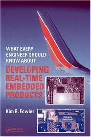 What Every Engineer Should Know About Developing Real-Time Embedded Products (What Every Engineer Should Know) PDF