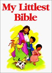 Cover of: My Littlest Bible by Mary Hollingsworth