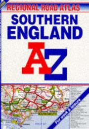 A-Z Road Atlas of Southern England