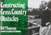 Constructing Cross-Country Obstacle PDF