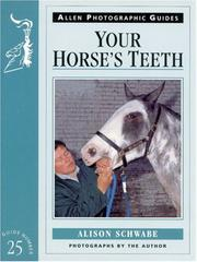 Your Horse's Teeth (Allen Photographic Guides) PDF
