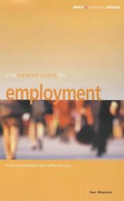 The Which? Guide to Employment (Which? Consumer Guides) PDF