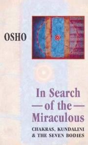 In Search of the Miraculous by Osho