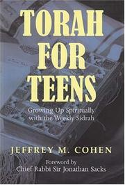 Torah for Teens PDF