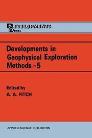 Developments in Geophysical Exploration Methods PDF
