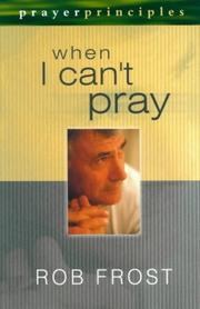 When I Can't Pray PDF