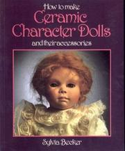 How to Make Ceramic Character Dolls and Their Accessories PDF