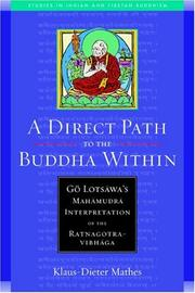A direct path to the Buddha within by Klaus-Dieter Mathes