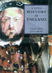 Little History of England (Little English Bookshelf) by David Ross
