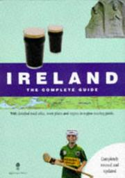 Ireland (Road Atlas) by Hugh Oram