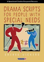 Drama Scripts for People with Special Needs PDF