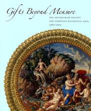 GIFTS BEYOND MEASURE