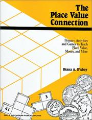 The Place Value Connection PDF