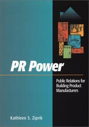 PR Power by Kathleen S. Ziprik