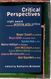 Critical Perspectives PDF