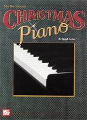 Mel Bay presents Christmas Piano PDF