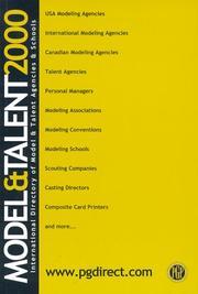 Model & Talent 2000 PDF