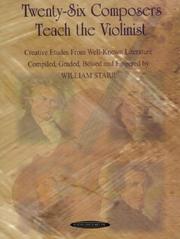 Twenty-Six Composers Teach the Violinist PDF