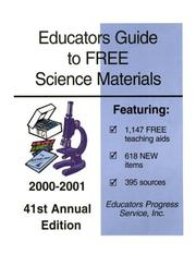 Educators Guide to Free Science Materials PDF