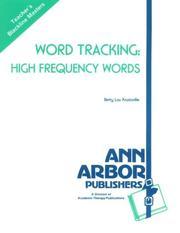 Word Tracking PDF