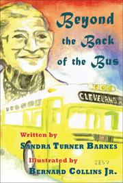 Beyond the Back of the Bus by Sandra Turner-Barnes