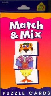 Puzzle Cards - Match and Mix PDF