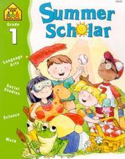 Summer Scholar PDF