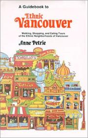 Guidebook to Ethnic Vancouver PDF