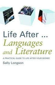 Life after a languages and literature degree PDF