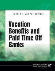 Vacation Benefits and Paid Time Off Banks PDF