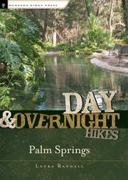 Day and Overnight Hikes by Laura Randall