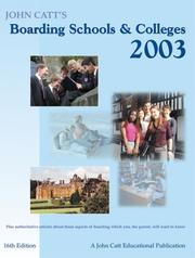 Boarding Schools and Colleges PDF