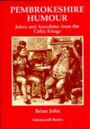 Pembrokeshire Humour, Jokes and Anecdotes PDF