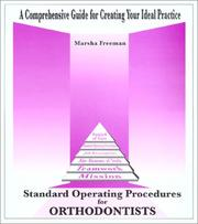 Specialized Operating Procedures for Orthodontists PDF