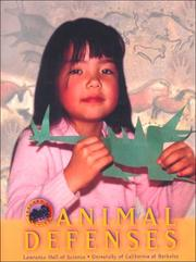 Animal Defenses by Jean C. Echols