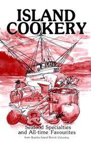 Island Cookery by Quadra Island Child Care Society