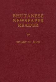 Bhutanese Newspaper Reader by Stuart H. Buck