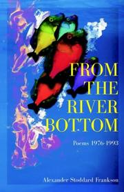 From The River Bottom PDF