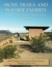 Signs, Trails, And Wayside Exhibits PDF