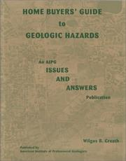 Home Buyers' Guide to Geologic Hazards PDF