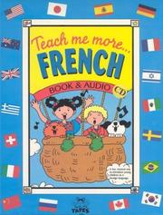 Teach Me More French (Paperback, Audio CD and Coloring Poster in a brightly colored box) PDF