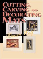 Cutting, Carving & Decorating Mats