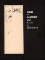 Blake to Beardsley by Kimerly Rorschach