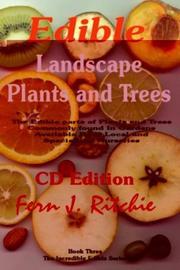 Edible Landscape Plants and Trees PDF