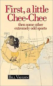 First, a little Chee-Chee Then Some Other Extremely Odd Sports PDF