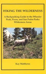 Hiking the Wilderness PDF