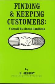 Finding and Keeping Customers PDF